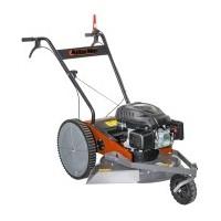 Les débroussailleuses à roues, l'outil indispensable quand votre terrain est grand pour débroussailler, entretenir vos bois et sous-bois.